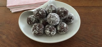 nutritionist manly chocolate bliss ball recipe
