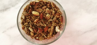 spiced granola recipe nutritionist sydney