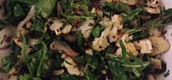 healthy cauliflower salad recipe nutritionist